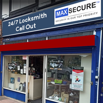 Locksmith store in Bushey
