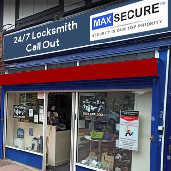 Locksmith store in Bushey